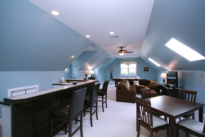 Bonus room over the garage decorating ideas houses plans for Bonus room ideas