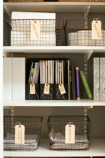 Wire Basket Organizers
