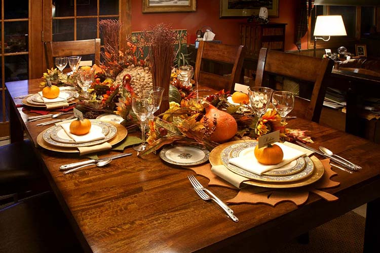 Thanksgiving tablescape inspirations centerpiece home