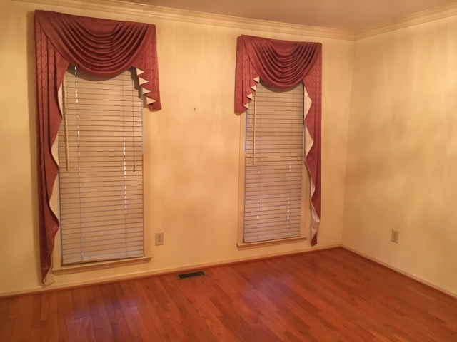 Front Office Before Staging