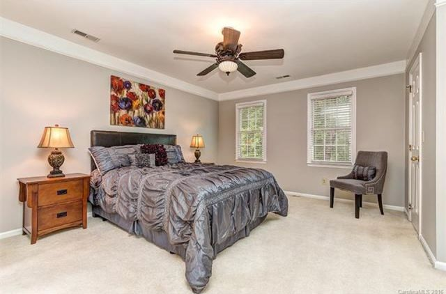 Master Bedroom After Staging